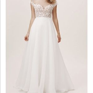 JENNY YOO WESTERLY NWT WEDDING DRESS!